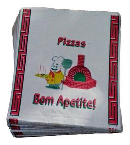 Envelope Delivery Pizza C/250 (44x44cm) Saco P/ Caixa Pizza