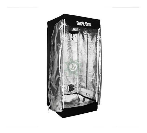 Estufa Dark Box Cultivo Grow Indoor 60x60x140 Led Refletor