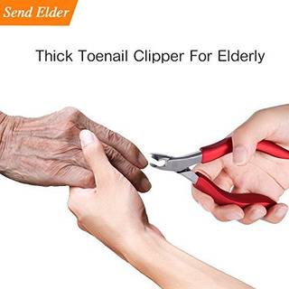 Ronavo Toenail Clippers For Elderly, Used