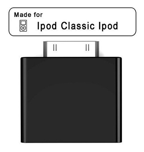 Imagen 1 de 6 de Baile 30-pin Bluetooth Transmisor Ipf01 Para iPod Mini iPod