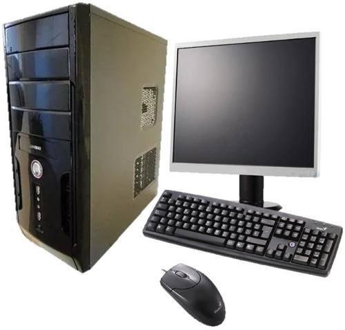 Computador Completo Novo Core 2 Duo 2 Gb Hd 160gb Wifi