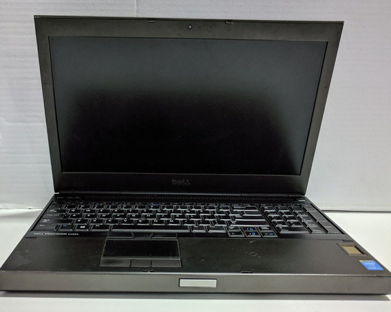 Notebook Dell Precision M4800 Grade C I7 4810 32gb 512gb Ssd