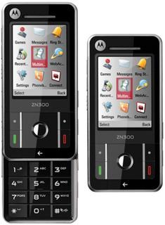 Motorola Zn300 - Desbloqueado, 3mp, Fm - De Vitrine