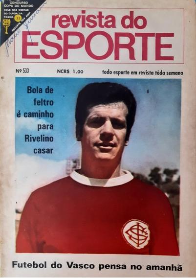 Revista Do Esporte Número 533