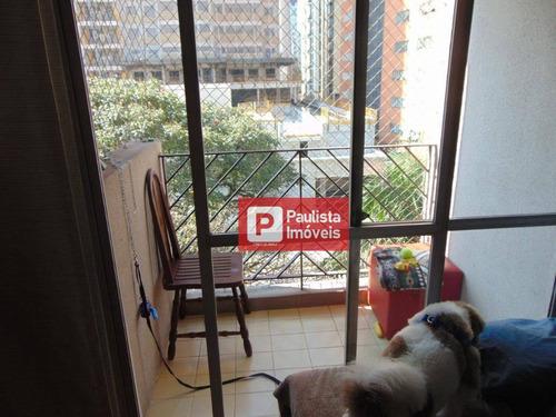 Apartamento Com 2 Dormitórios À Venda, 64 M²  - Moema - São Paulo/sp - Ap28108