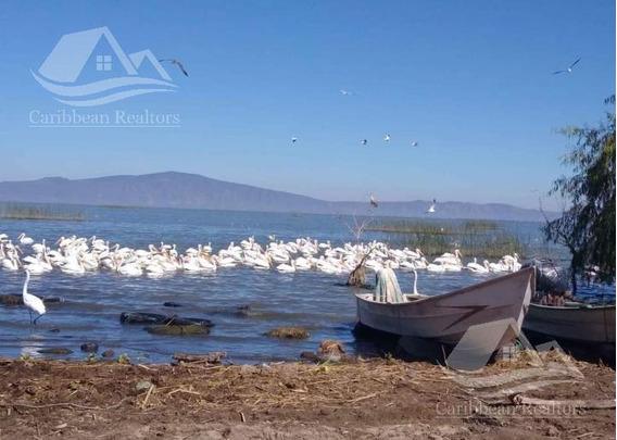 Terreno En Venta En Rivera Del Lago De Chapala Guadalajara-morelia
