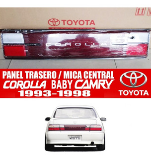 Mica Trasera Central Corolla Baby Camry
