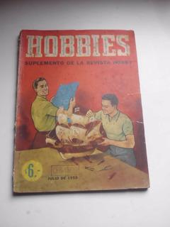 Hobbies - Suplemente Da Revista Hobby - Jul/1953