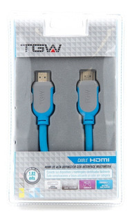 Cable Hdmi Tgw Hdmiipr 1,83m