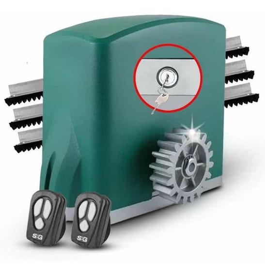 Motor Porton Corredizo Eléctrico 500kg. Automatico Seg 1/4hp