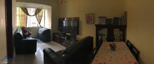 Apartamento 02 Dormitórios Com Armários, Varanda E 01 Vaga De Garagem, Ao Lado Metrô- Bela  Vista.  - Md521