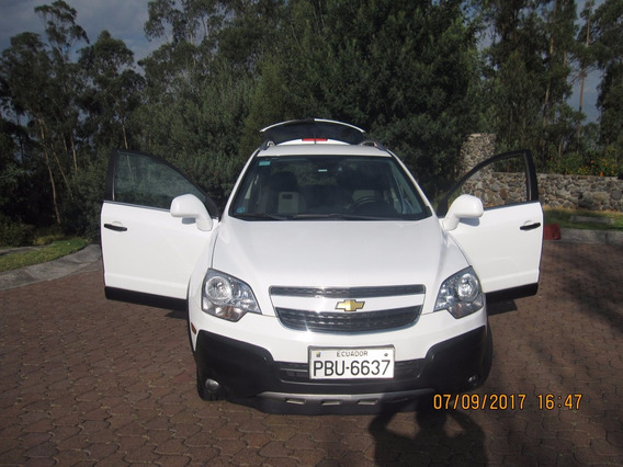 Oportunidad, Captiva Sport, 2011, Usd. 16.500