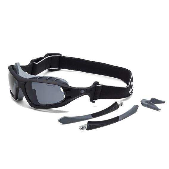 Óculos De Sol Mormaii Floater Preto Lente Cinza Polarizado