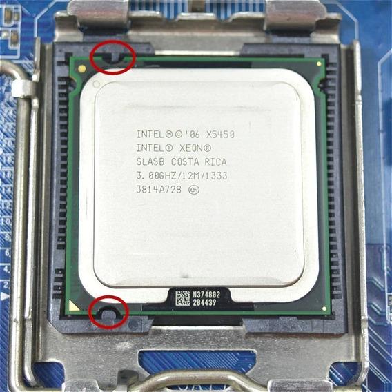 Intel Xeon X5450 3.0ghz 1333mhz Adaptado Para Lga 775
