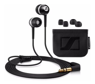 Auriculares In Ear Sennheiser Cx 300 Ii Open Box