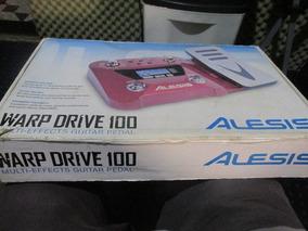 Pedaleira Alesis Warp Drive 100