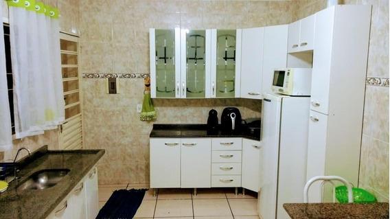 Casa Em Jardim Terras De Santo Antônio, Hortolândia/sp De 100m² 2 Quartos À Venda Por R$ 227.980,00 - Ca342406