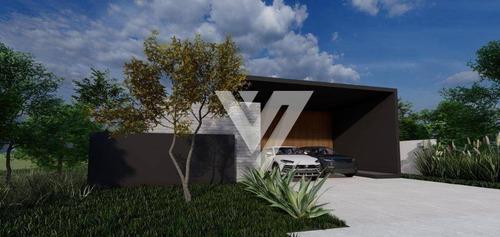 Casa Com 3 Dormitórios À Venda, 248 M² Por R$ 1.750.000,00 - Alphaville Nova Esplanada Iv - Votorantim/sp - Ca1447