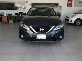 Nissan Sentra Sentra Exclusive Navi Cvt 2017 Seminuevos
