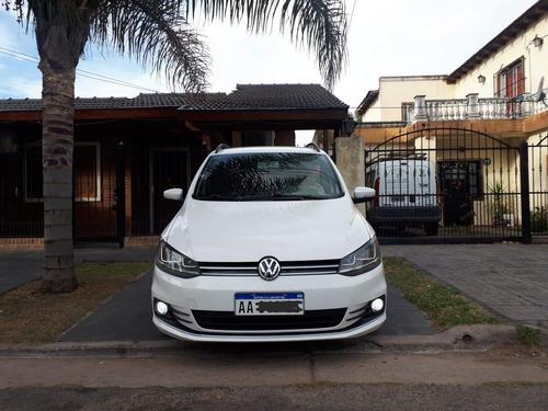 Imagen 1 de 5 de Volkswagen Suran 1.6 Trendline 2017