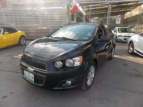 Chevrolet Sonic 2012 Ltz
