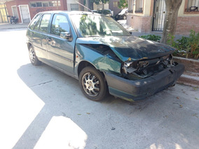 Fiat Tipo 1.6 Sx 1994 Nafta Y Gnc