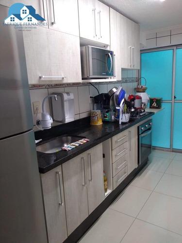 Apartamento Com Quintal Cidade Líder Com Três Dormitórios - 170
