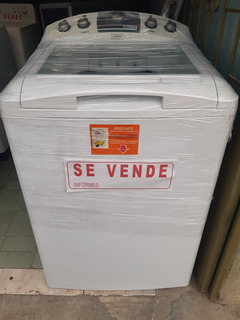 Excelente Lavadora Mabe Alta Capacidad 40 Libras (18 Kl)