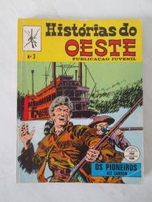Histórias Do Oeste Nº 3 - Kit Carson: Os Pioneiros - 1972