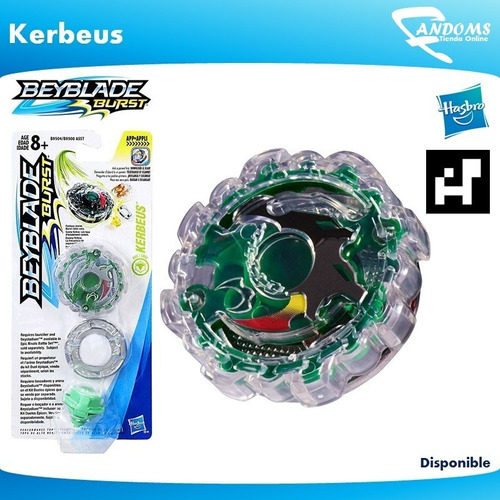 Kerbeus Beyblade Burst Hasbro