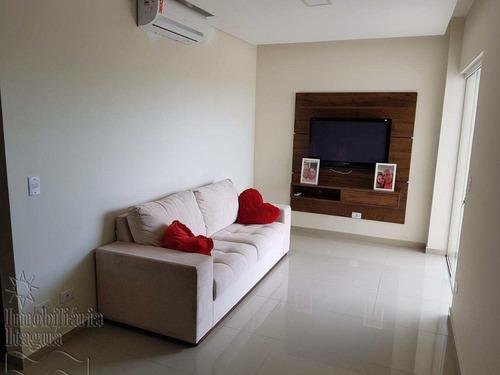 Apartamento Com 2 Dorms, Residencial Parque Vivamar, Ubatuba - R$ 700 Mil, Cod: Ap1170 - Vap1170