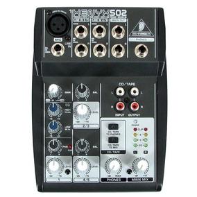 Mesa De Som Mixer Xenyx 502 110v Behringer
