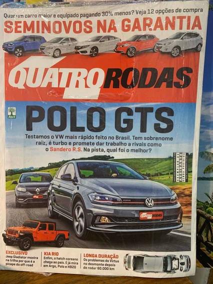 Quatro Rodas Ed 730 Fevereiro 2020 Polo Gts