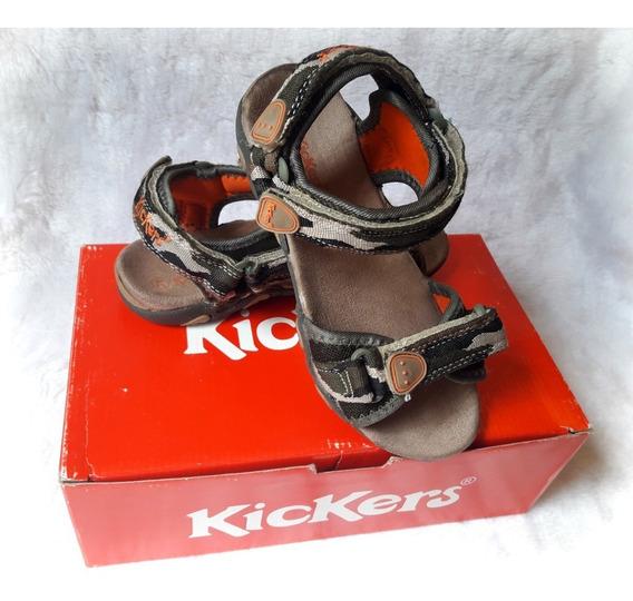 Sandalias Niño Kickers - Nro.31