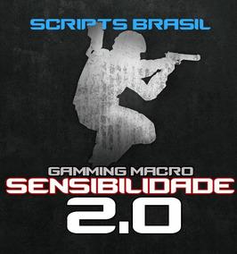 Sens 2.0 Macro Script No Recoil Cs Go Envio Em 5 Minutos