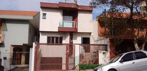 Imagem 1 de 14 de Sobrado Residencial À Venda, Vila Matilde, São Paulo. - So1806