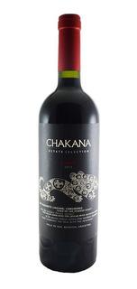 Vino Chakana Estate Selection Malbec Caja X6 Unidades