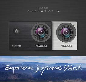 Câmera Mgcool Explorer 1s 4k 1080 60fps Acão Esportes Sjcam