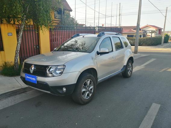 Renault Duster Zen 2.0 4x4 2018