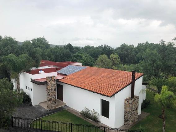 Qh. 203453 Balvanera Casa De 3 Recamaras Y Vistas Campo Golf