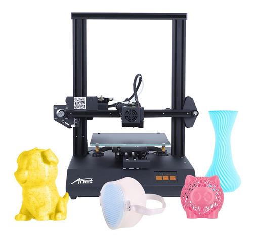 Anet Et4 Pro Upgrade Alta Precisión Impresora 3d Ultra Silen