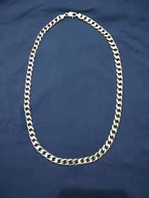 Corrente De Prata Maciça C/ 66g + Um Oculos De Brinde