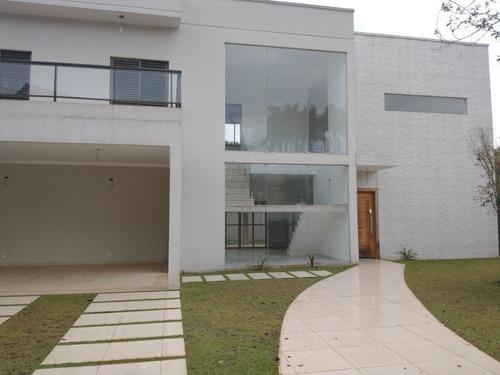 Casa Com 3 Dormitórios À Venda, 380 M² Por R$ 1.850.000,00 - São Paulo Ii - Cotia/sp - Ca4596