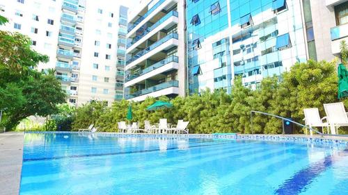 Imagem 1 de 29 de Apartamento Cobertura Com 4 Suítes, 4 Vagas Com 368 M² Na Jatiúca Em Maceió - Co0007