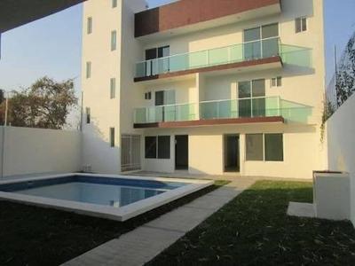 Casa En Condominio En Jiutepec En Pedregal De Las Fuentes