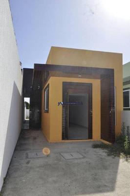 Casa Localizada Em Jacumã - Ca0013