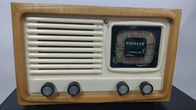 Radio Pioneer Funcionando - A Luz 220w Rarissimo