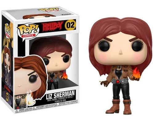 Funko Pop! Liz Sherman Hellboy #02
