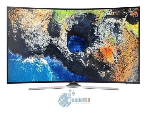 Samsung Smart Tv 55 4k Curvo Nu7300 Garantia Samsung 2 Años