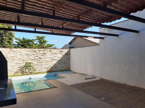 Casa Com 3 Dormitórios À Venda, 130 M² Por R$ 620.000,00 - Maravista - Niterói/rj - Ca0661